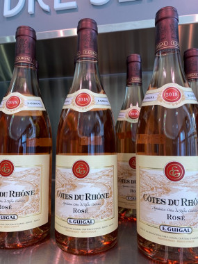 COTE DU RHONE GUIGAL ROSE